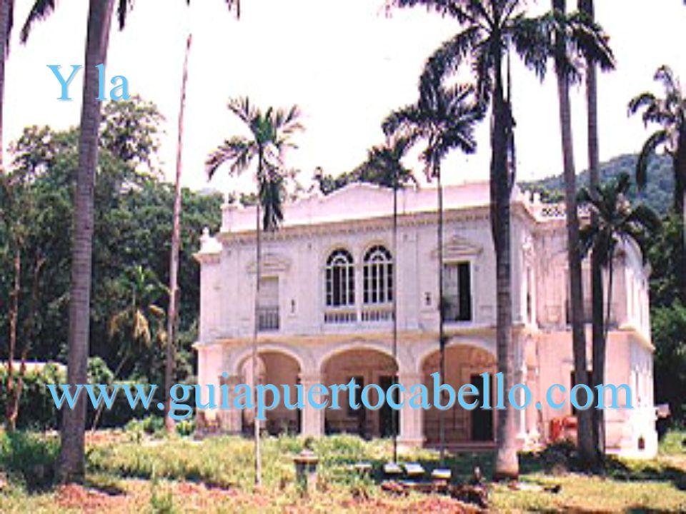Y la www.guiapuertocabello.com