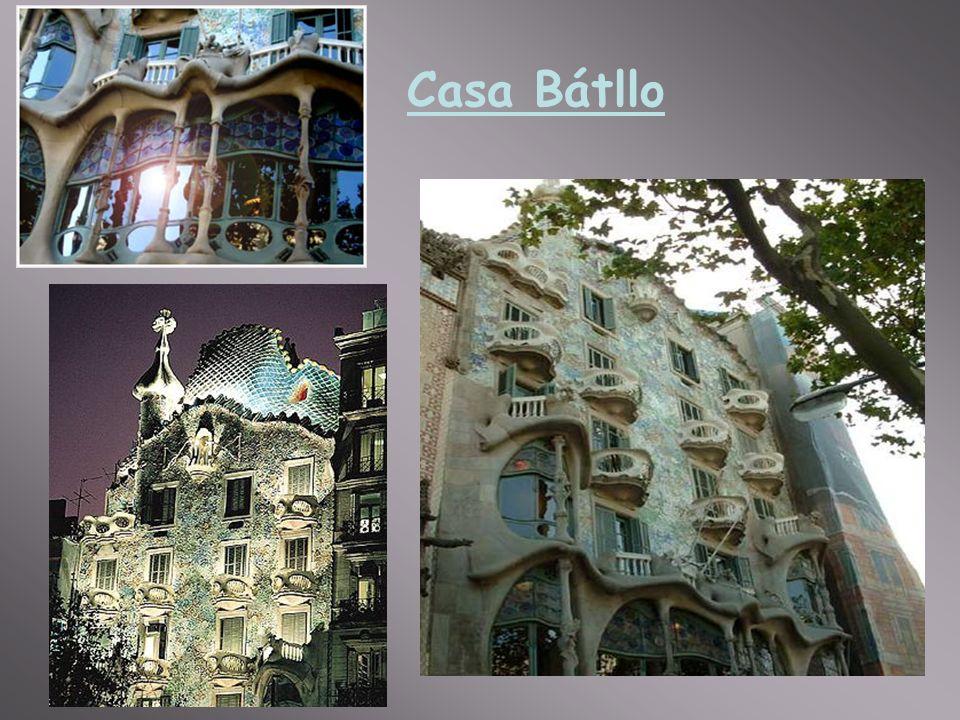 Casa Bátllo