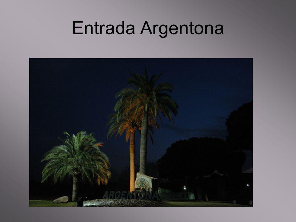 Entrada Argentona