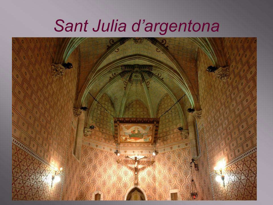 Sant Julia dargentona