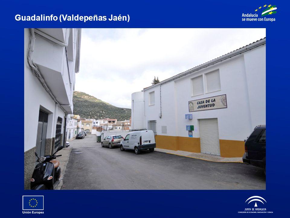 Guadalinfo (Valdepeñas Jaén)
