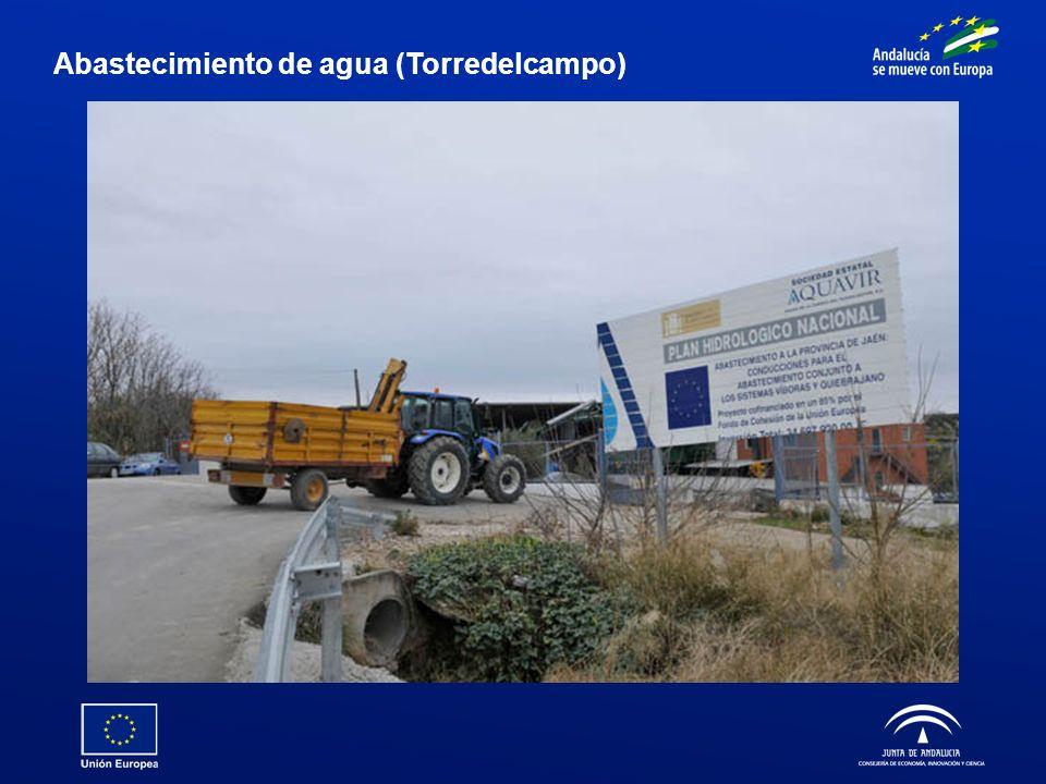 Abastecimiento de agua (Torredelcampo)