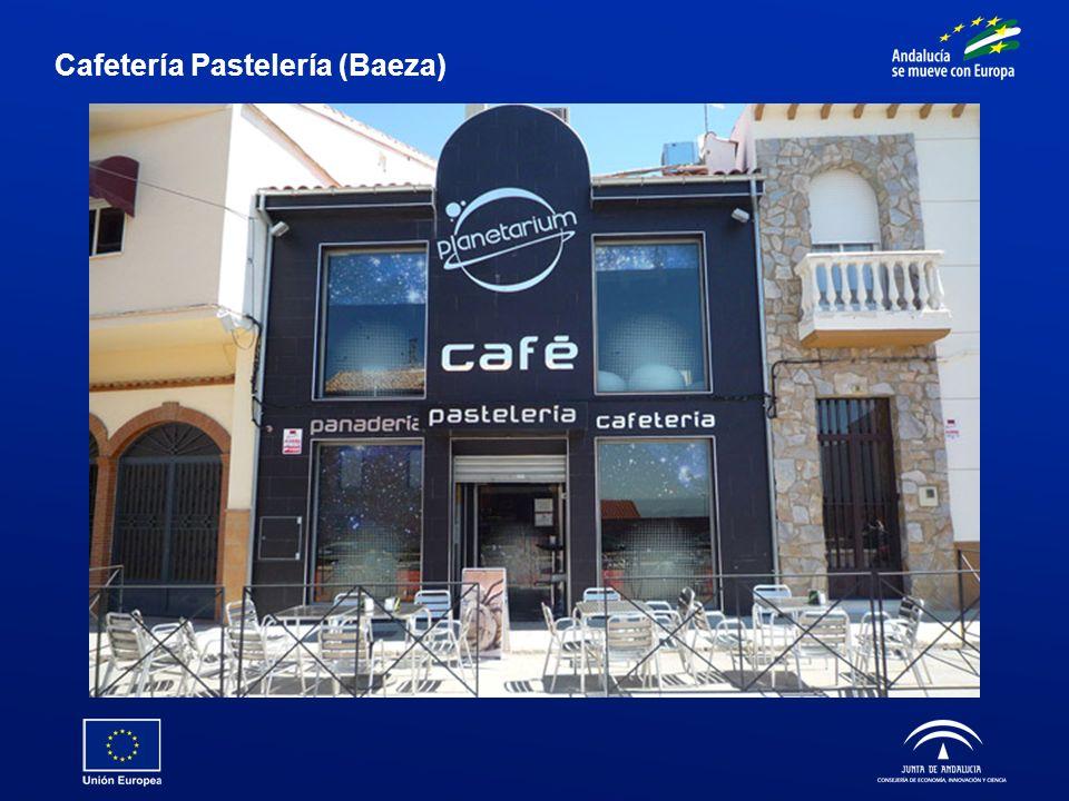 Cafetería Pastelería (Baeza)