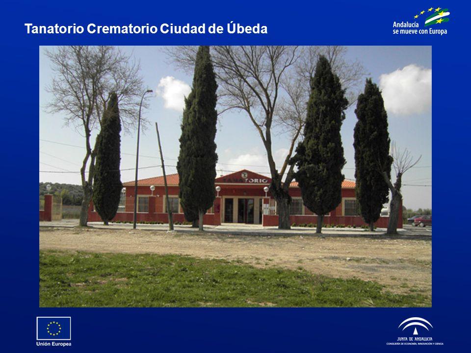 Tanatorio Crematorio Ciudad de Úbeda
