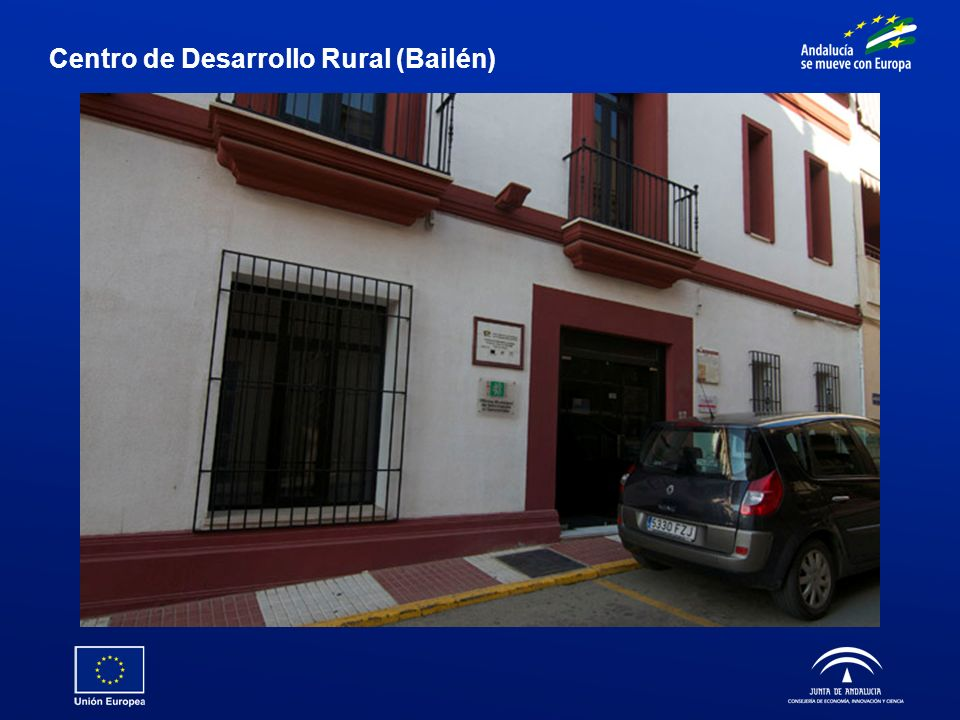Centro de Desarrollo Rural (Bailén)