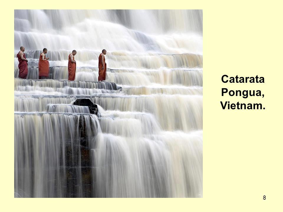 8 Catarata Pongua, Vietnam.