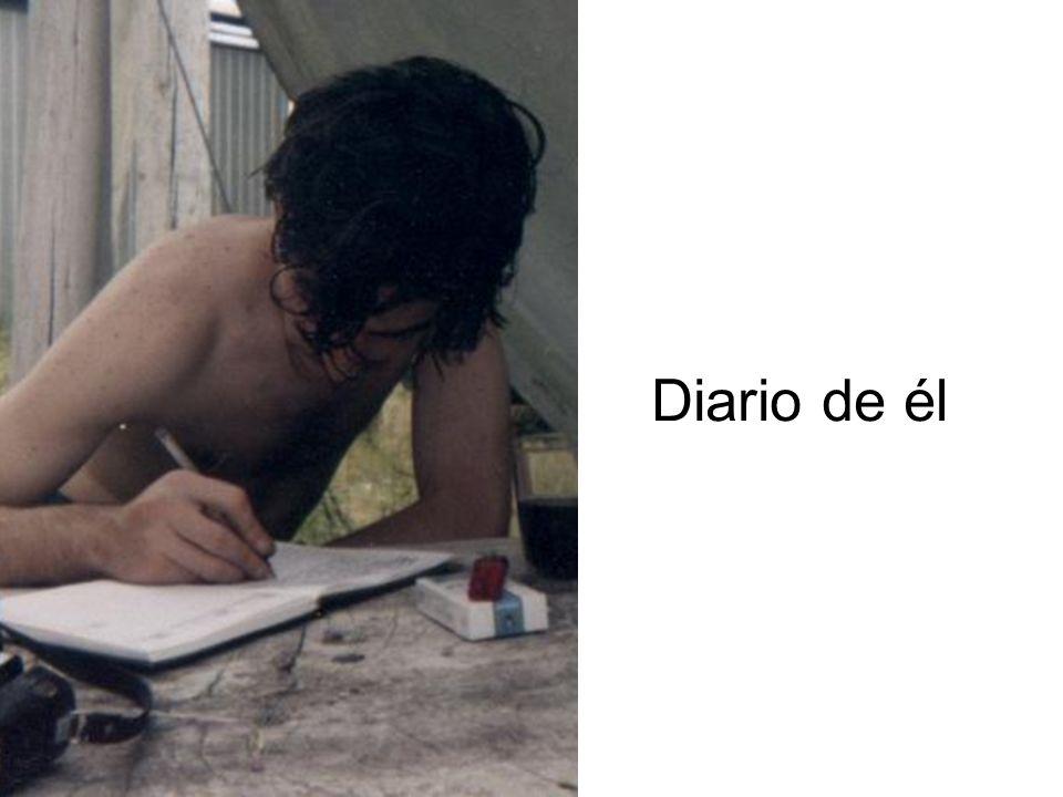 Diario de él