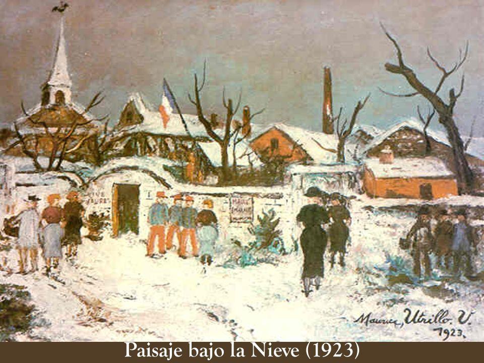 Destilería en Saint Denis (1923)
