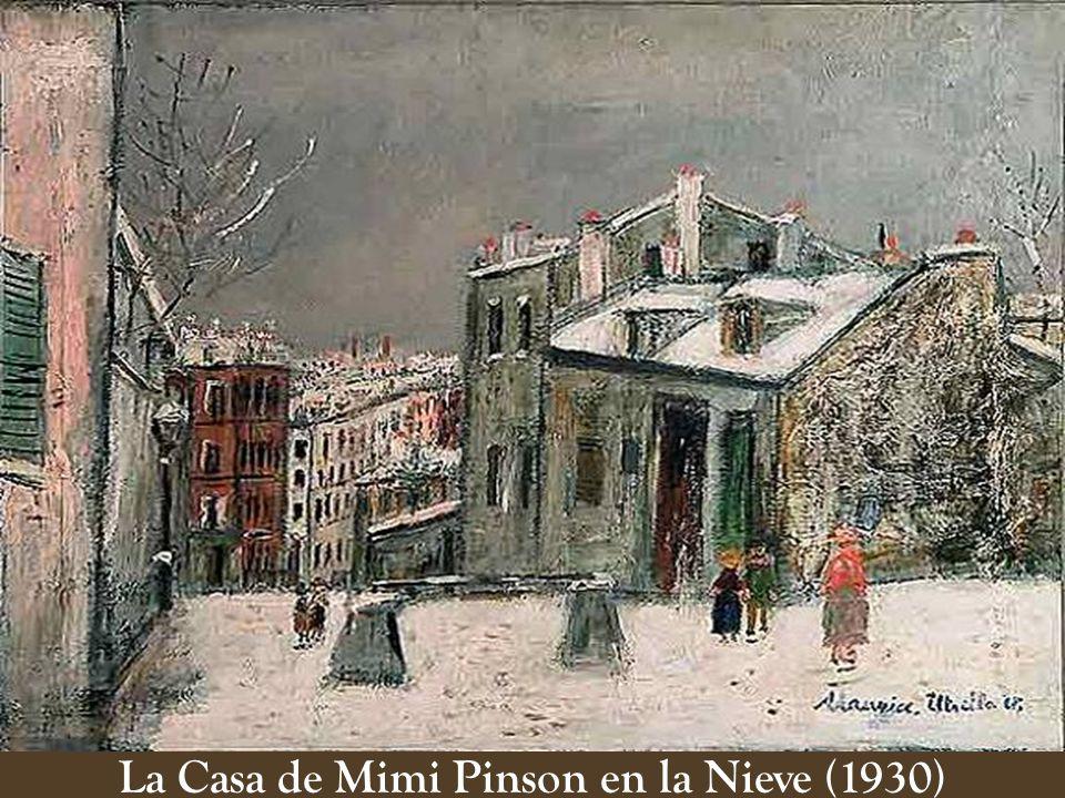 La Belle Gabrielle y la Calle San Vicente (1930)