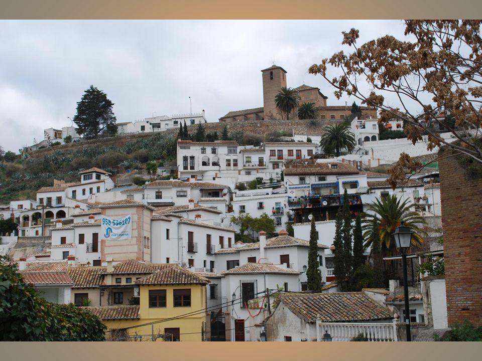 Desde el Albaycín al Sacromonte