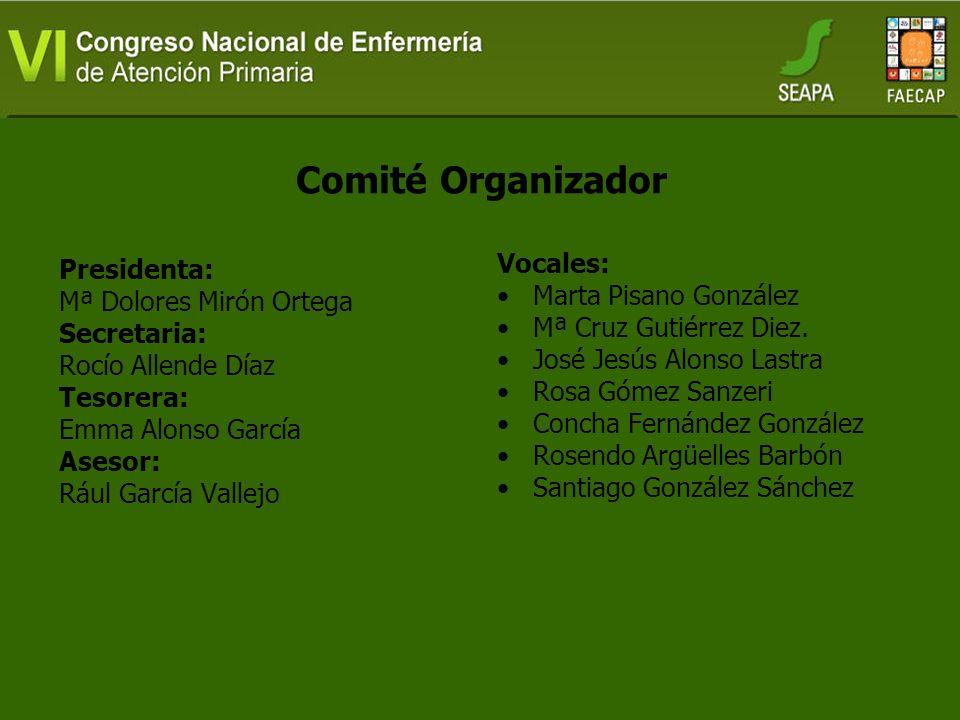 Comité de Honor Presidencia: Su Alteza Real La Princesa de Asturias Doña. Letizia Ortiz Rocasolano Miembros: Excmo. Sr. D. Vicente Alvarez Areces Pres