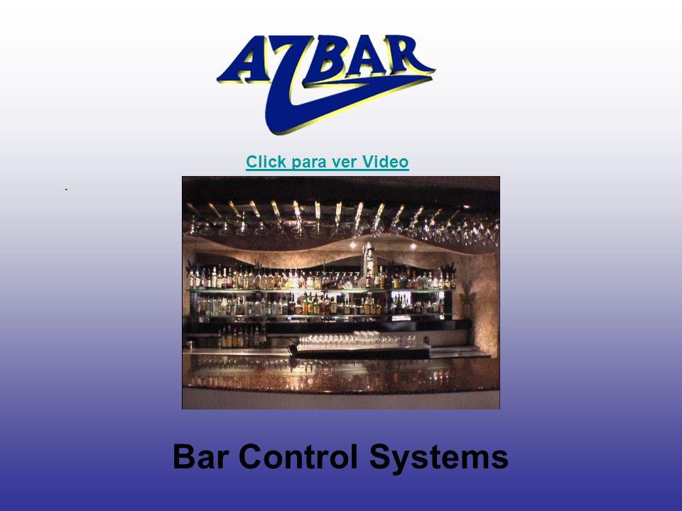 With Azbar The Control Is In Your Hands El sistema AZBAR es robusto y confiable, y provee una operación simple y confiable para sus usuarios.