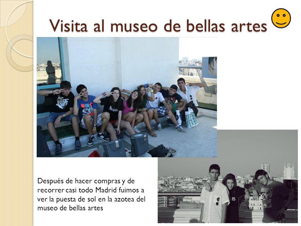 Mes de Septiembre: Quedada de CRA en Madrid En septiembre vinieron los canarios, sevillanos y ciudadrealeños del CRA y nos juntamos todos los madrileñ