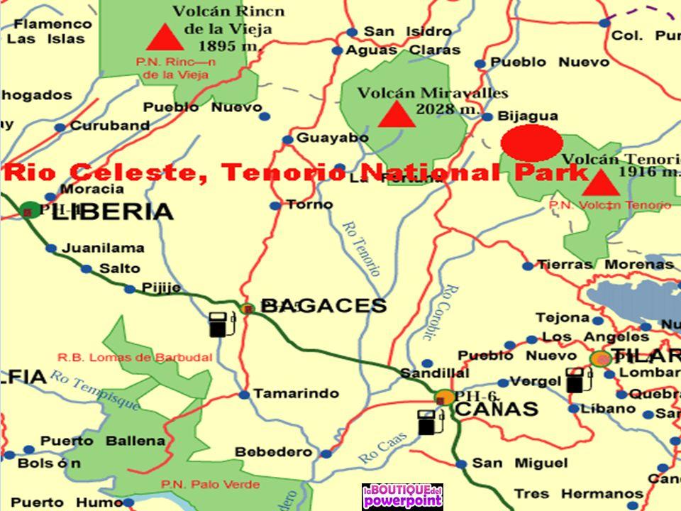 Existen diferentes cabinas que brindan el servicio de hospedaje, por ejemplo, las llamadas El Río, ubicadas muy cerca del Parque Nacional, las cuales