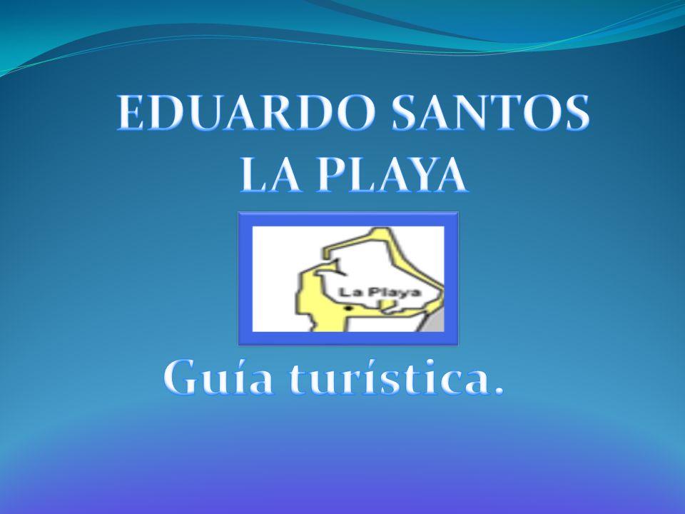 Situado a 5 km al noroccidente de Barranquilla, está edificada en un terreno plano y cenagoso a orillas de la ciénaga de Mallorquín.ciénaga de Mallorquín La Playa fue originalmente corregimiento de Puerto Colombia.