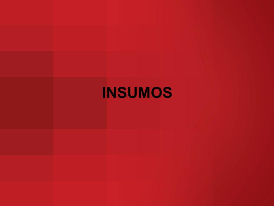 INSUMOS