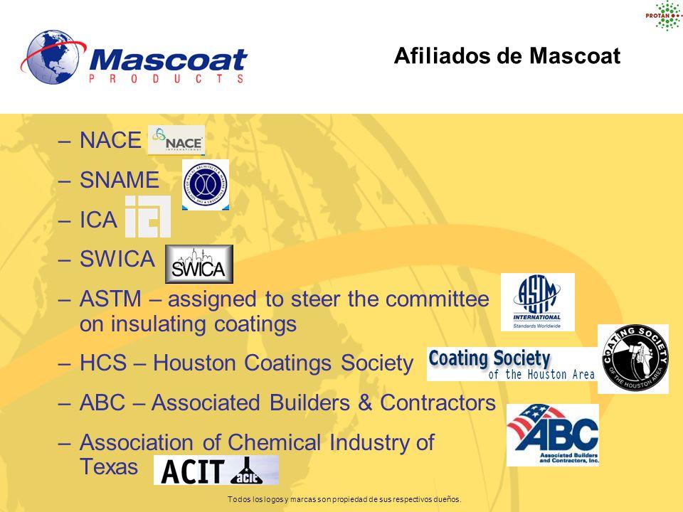 Mascoat Products es un fabricante líder en revestimientos aislantes térmicos y de productos aislantes de sonido.