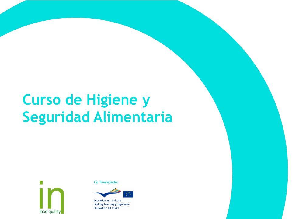 Curso de Higiene y Seguridad Alimentaria Co-financiado: