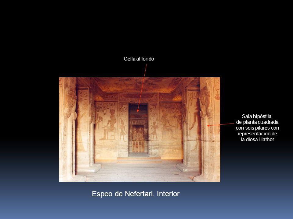 Espeo de Nefertari.