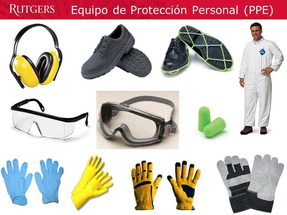 Equipo de Protección Personal (PPE)