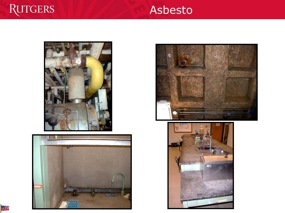 Para evitarse contacto al asbesto, usted debe estar consciente a donde se puede encontrar.