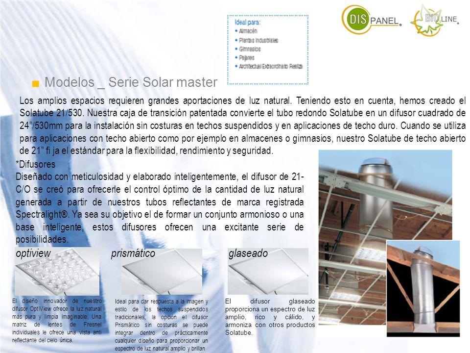 _ Viviendas. Ejemplos _ Comercial y Educ. _ Industrial