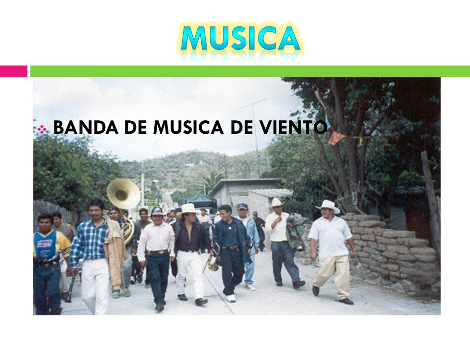 BANDA DE MUSICA DE VIENTO