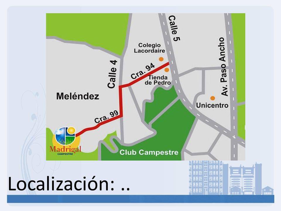 Localización:..