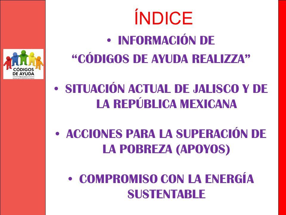 1.Somos una institución privada no lucrativa de asistencia social, sin fines políticos o religiosos, que nace el Estado de Jalisco y tiene como fin apoyar en corresponsabilidad con el gobierno, las acciones para la superación de la pobreza.