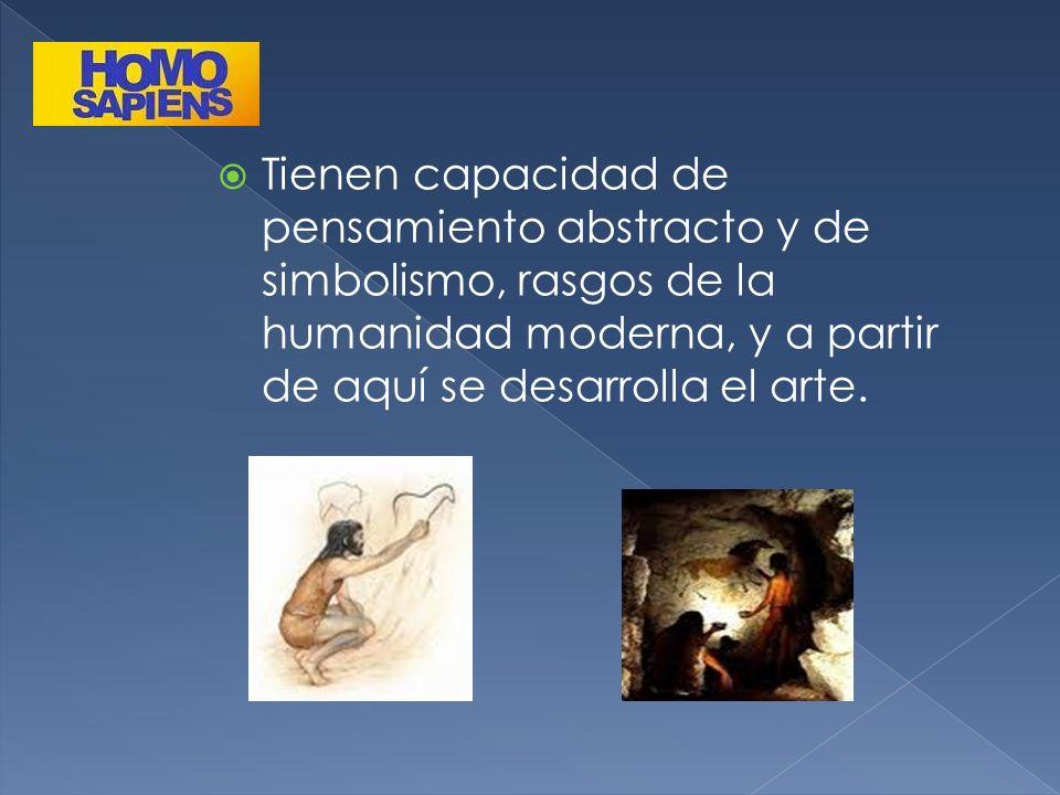 Aproximadamente hace15 mil años comenzó un período en que se realizaron pinturas y grabados en las paredes y techos de las cuevas.