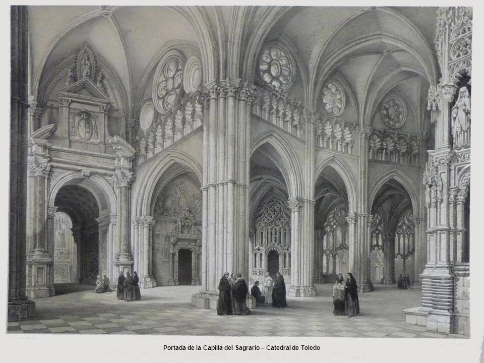 Patio del Palacio de los Duques de Infantado - Guadalajara