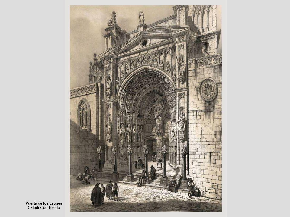 Puerta Alta – Catedral de Burgos