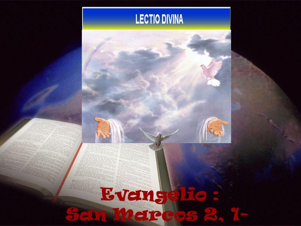 3°- MEDITACIÓN En Mc 1,1-15, En Mc 1,1-15, Marcos nos hace ver cómo hay que preparar y divulgar la Buena Nueva de Dios.