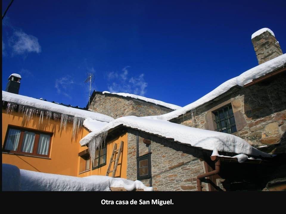 Otra casa de San Miguel.