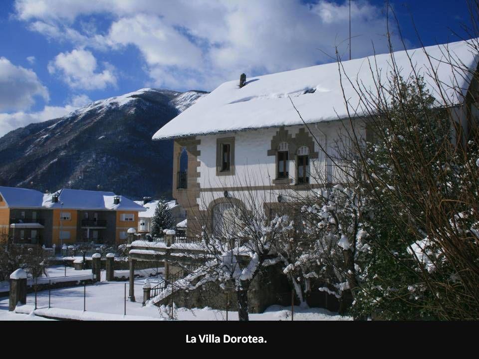 La Villa Dorotea.