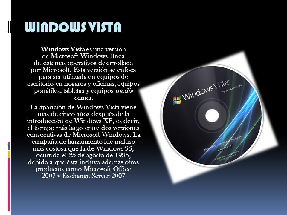 WINDOWS XP Windows XP (cuyo nombre clave inicial fue el Whistler) es una versión de Microsoft Windows, línea de sistemas operativos desarrollado por M