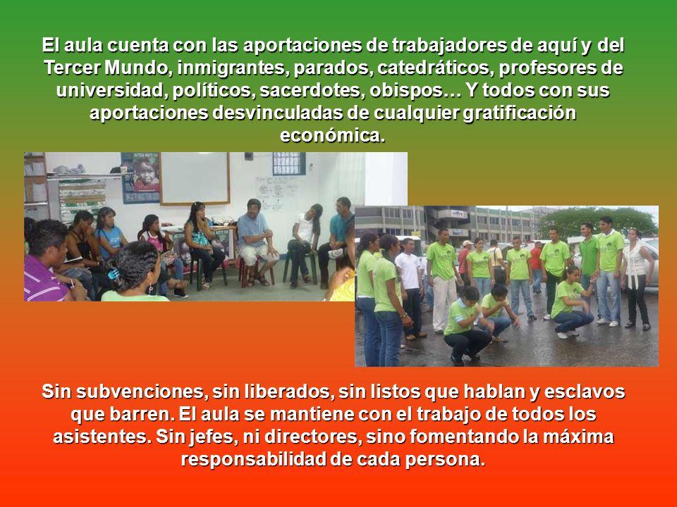 Cursos, campamentos y ejercicios espirituales, con una colaboración económica de 10 euros al día (incluido el Aula Infantil gratuita para los hijos de los participantes), permiten la formación en intensidad a todas las personas que lo deseen.