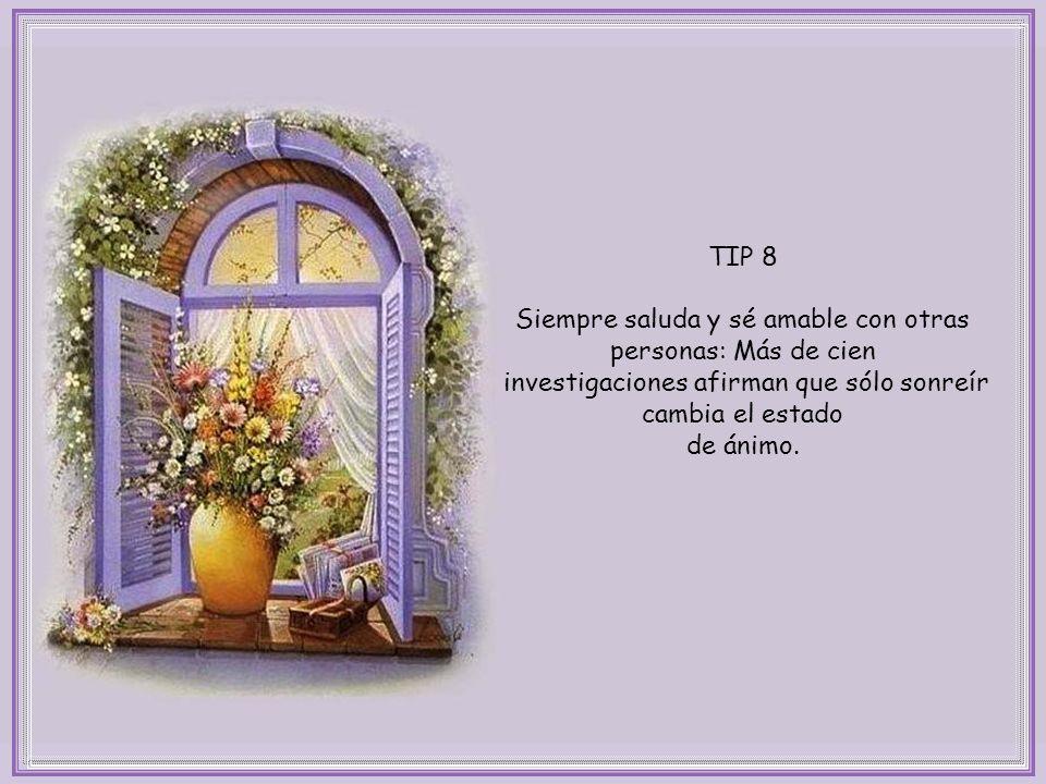 TIP 7 Pega recuerdos bonitos, frases y fotos de tus seres queridos por todos lados.