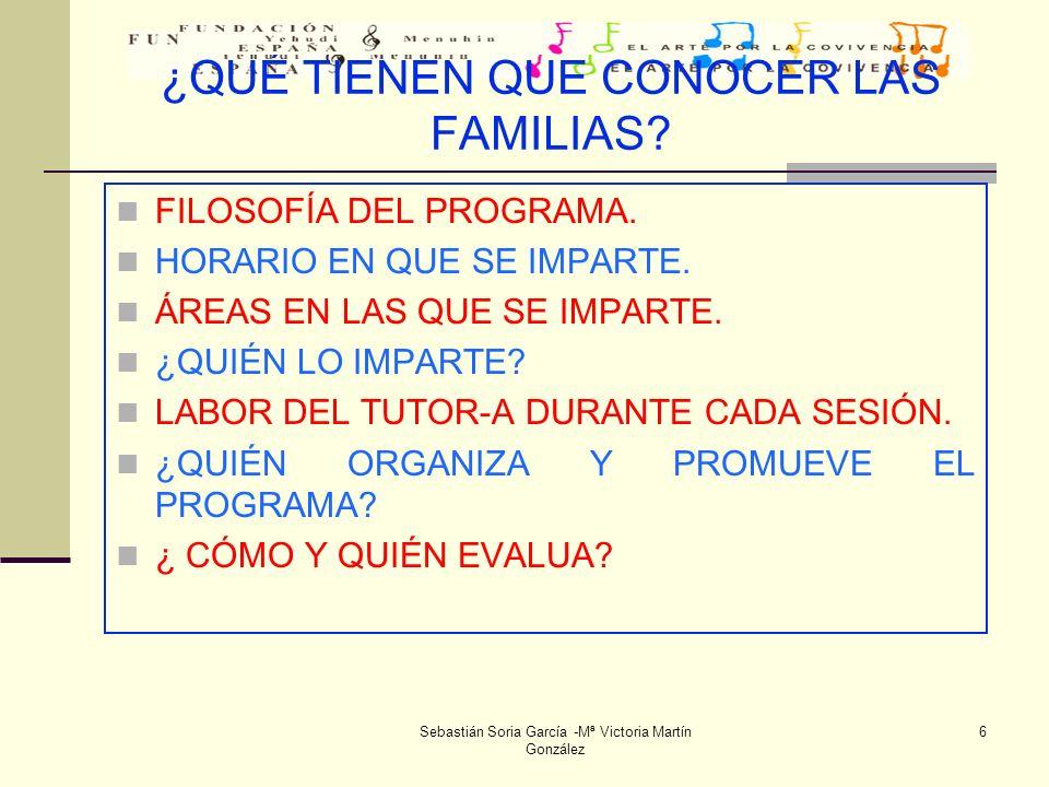 Sebastián Soria García -Mª Victoria Martín González 27 2ª REUNIÓN DE COORDINACIÓN: conclusiones(III) 2º: Grupo formado por 23 alumnos.