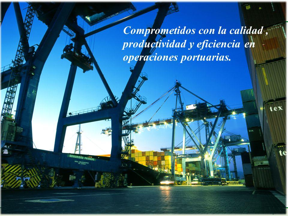SSA Mexico   Page 17Port of Manzanillo   2013 Comprometidos con la calidad, productividad y eficiencia en operaciones portuarias.