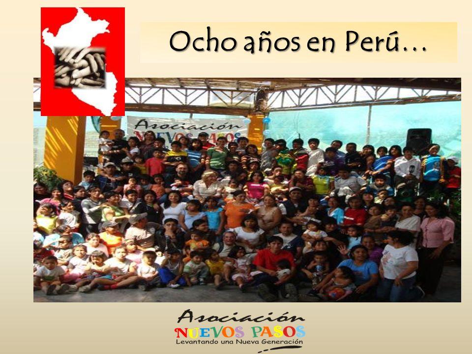 Ocho años en Perú…