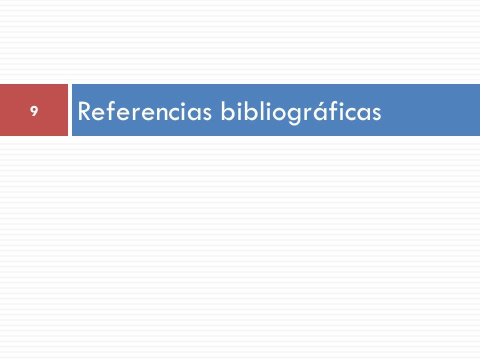 Revista: digital en base de datos 20 En base de datos agregadas NO es necesario indicar la base de datos de donde se obtuvo el artículo.