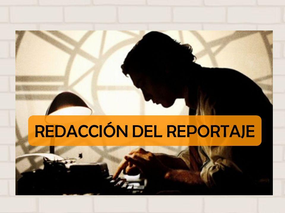 Tipos de recursos narrativos c) Narración del periodista Hay una serie de recursos que se utilizan para entregar antecedentes sobre el tema, pero también ayudan a darle dinamismo a la lectura a través de la variedad de elementos descriptivos.