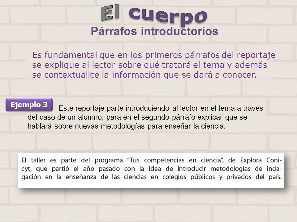 Tipos de recursos narrativos Bastante información pueden extraerla de fuentes indirectas, tales como documentos, páginas web, organizaciones, otros medios de comunicación, etc… b) Datos sacados de fuentes indirectas