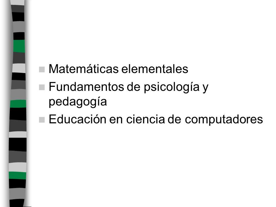 Temas cubiertos en MATHDI Investigación en educación matemáticas Metodología de didáctica de las matemáticas Formación del profesorado Enseñanza de las matemáticas en todos los niveles educativos
