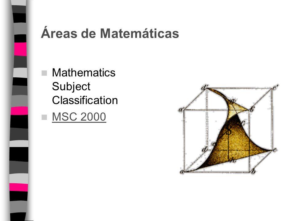 Matemáticas elementales Fundamentos de psicología y pedagogía Educación en ciencia de computadores