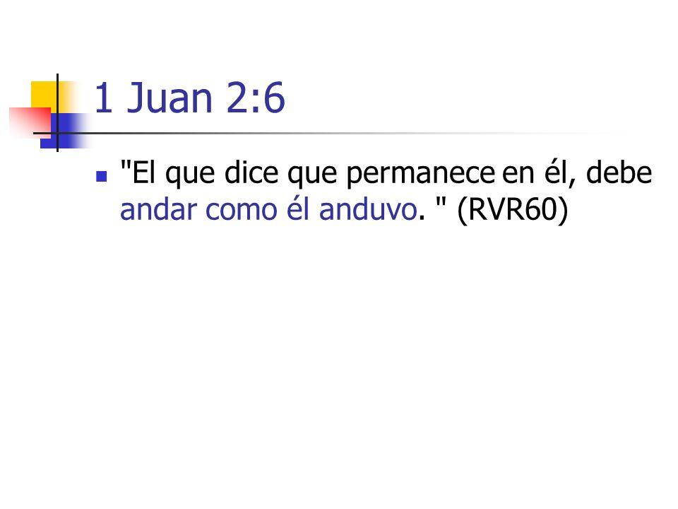 1 Juan 2:6