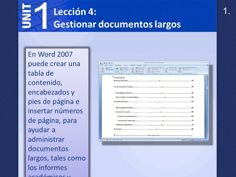 ¿Cuáles son los componentes principales de un informe.