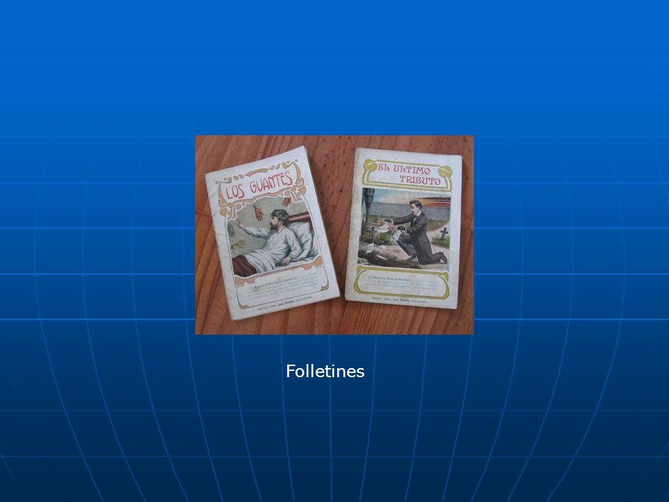 Folletines