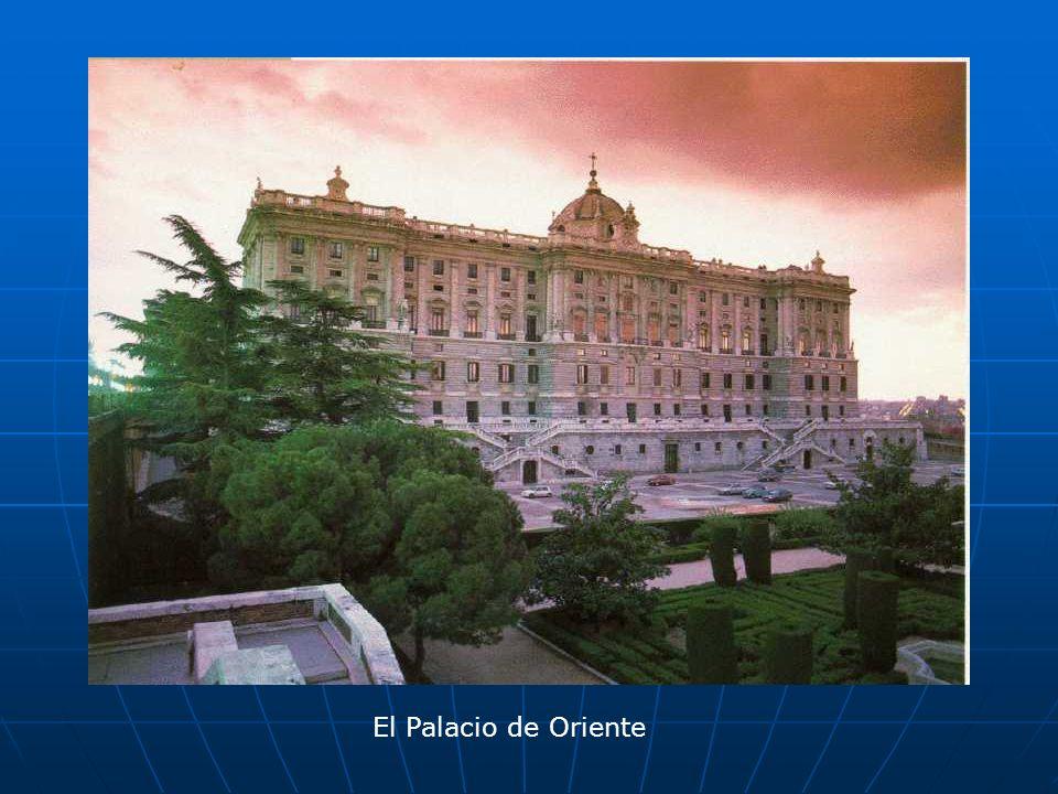 El Palacio de Oriente